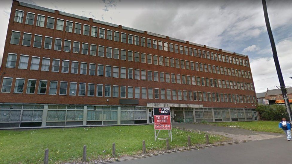 The charity's offices are listed as being at Greencoat House, Stratford Road, Sparkbrook, Birmingham