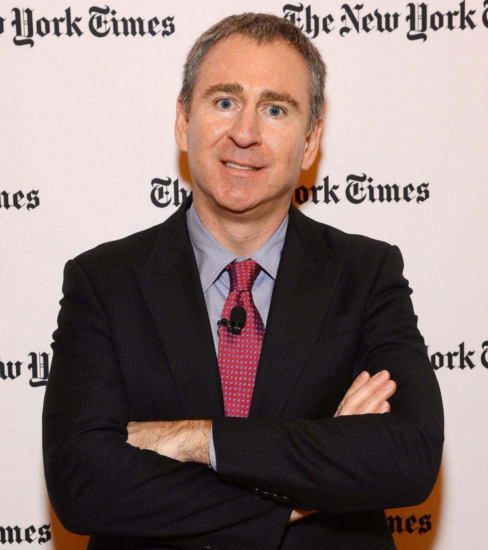 Billionaire Ken Griffin pays record $238m for Manhattan