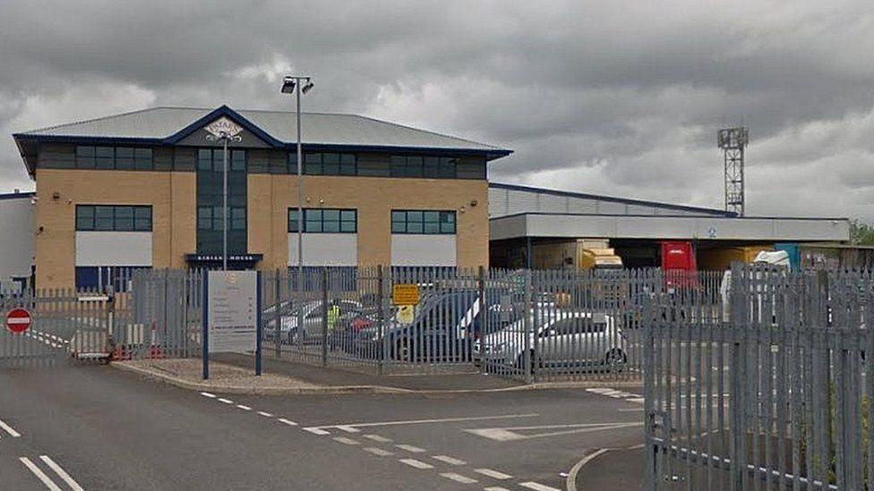 Patak's headquarters in Leigh