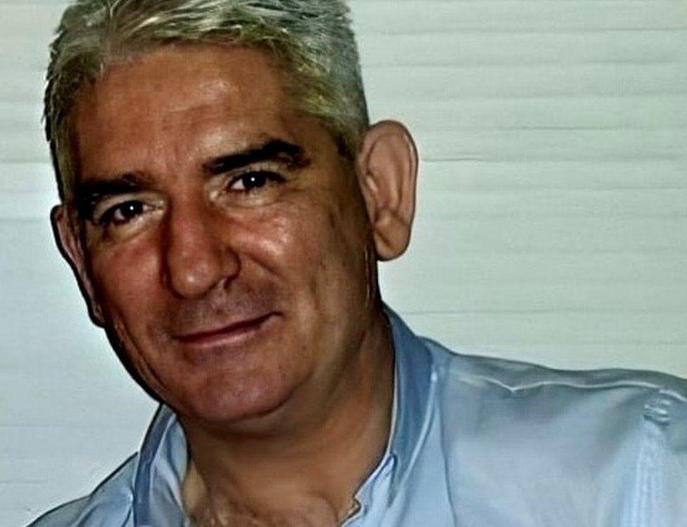 Mark McCarron Gillan