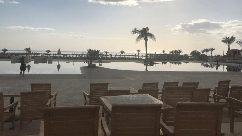 Hotel Mercure, Hurghada, Egypt