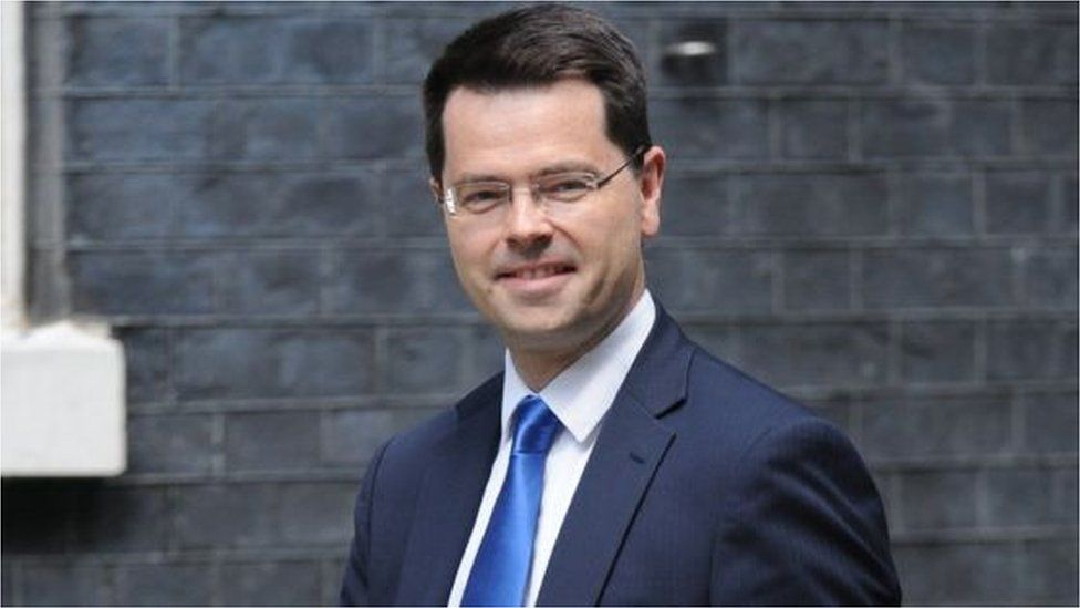 """""""It is why the work we have with the Republic as well as the Executive matters so much in relation to the border,"""" said James Brokenshire."""