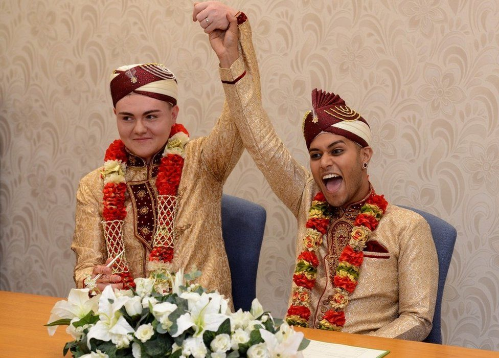 Sean Rogan (left ) and Jahed Choudhury