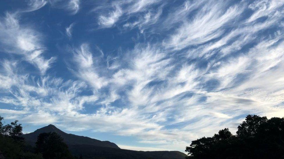 Arran clouds