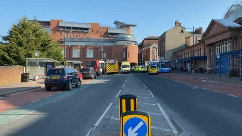 Carlisle crash