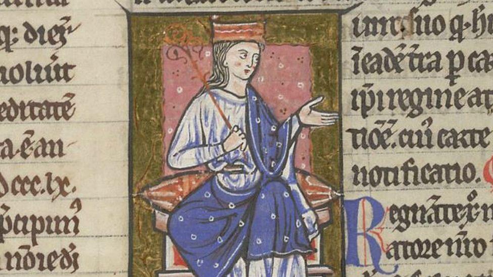 Aethelflaed in manuscript