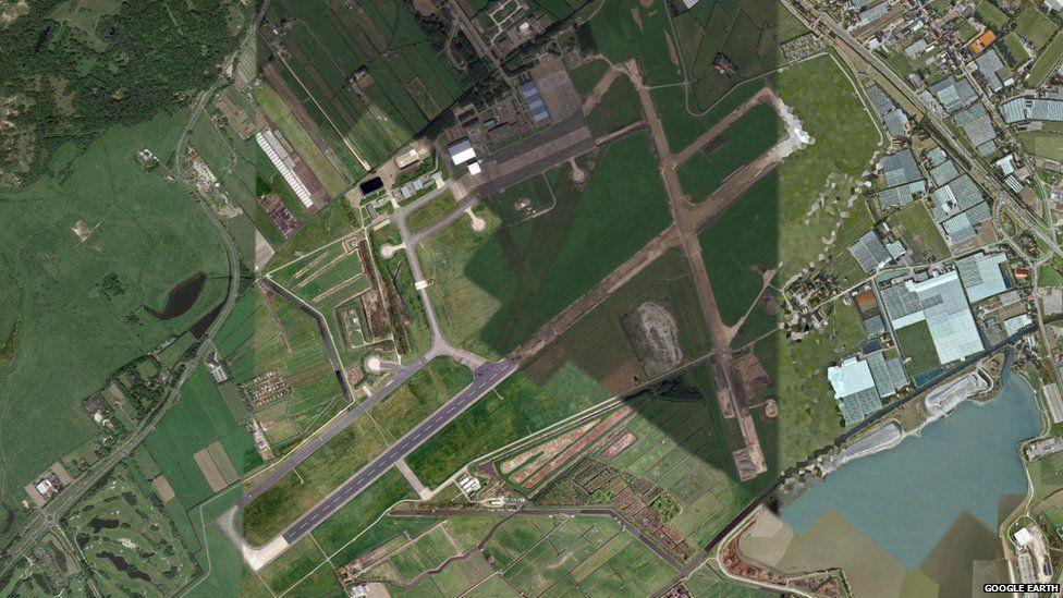 Valkenburg airport