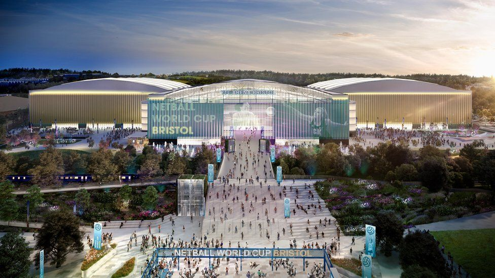 Bristol's Concorde hangar 'could be third biggest arena'