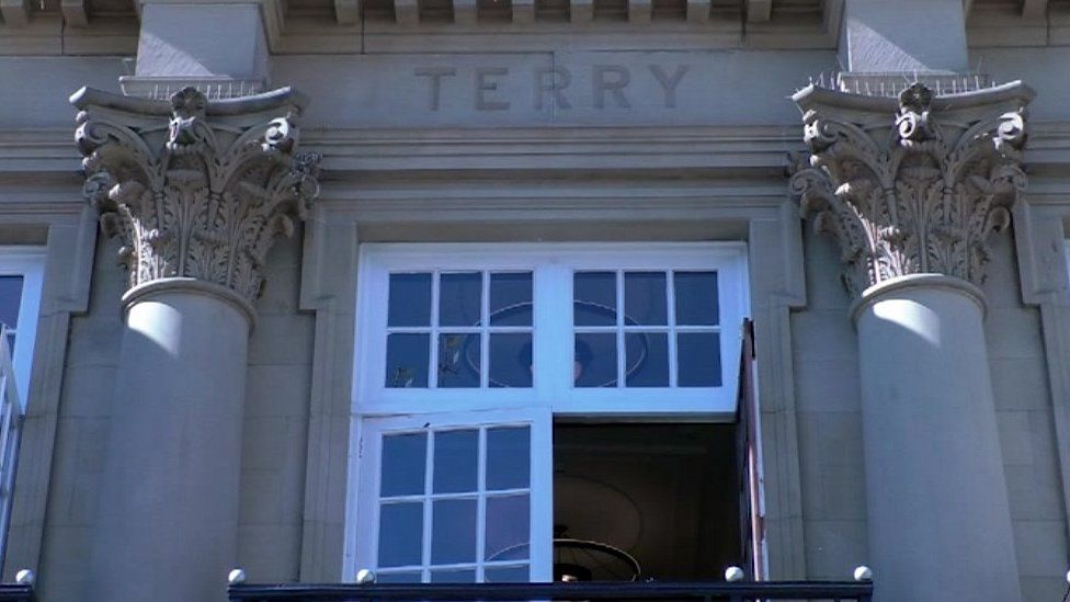 Former Terry's site in York
