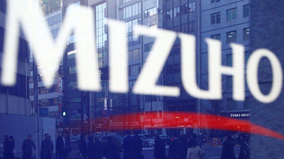 Mizuho sign