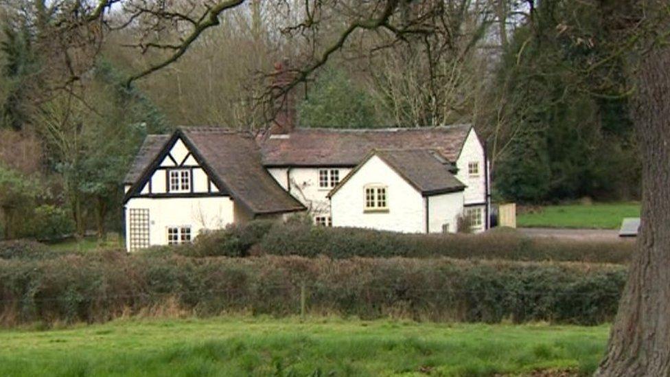 Shrubbery Farm House