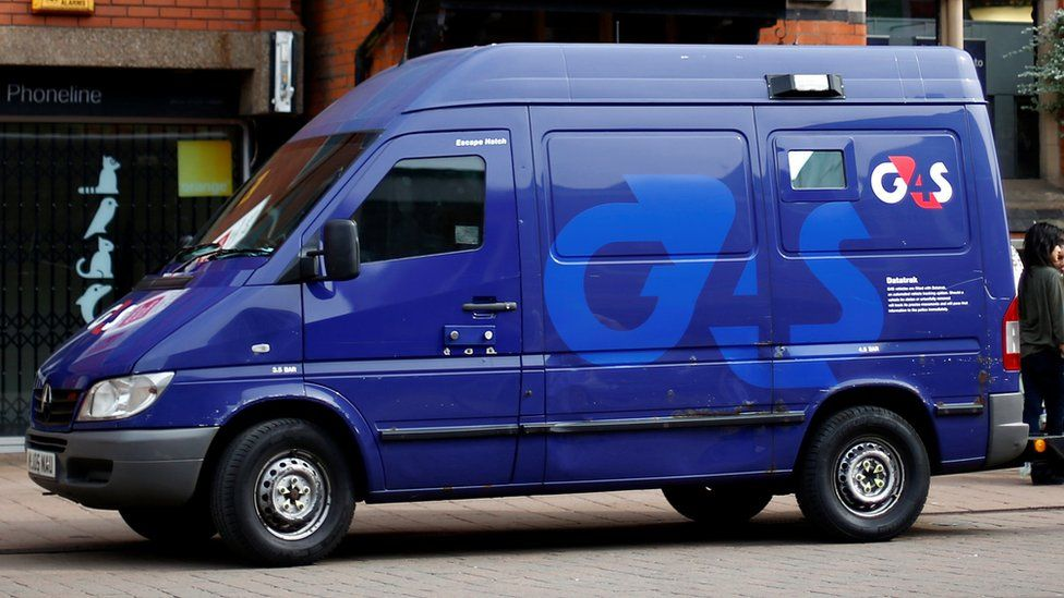 Driver charged after £1m in cash stolen from G4S van