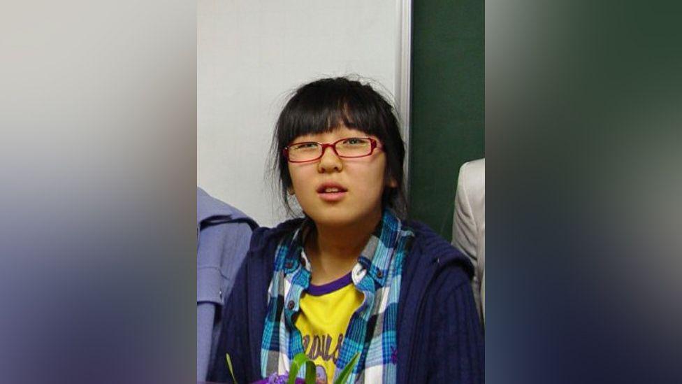 Kim Kyeong Yeon's daughter