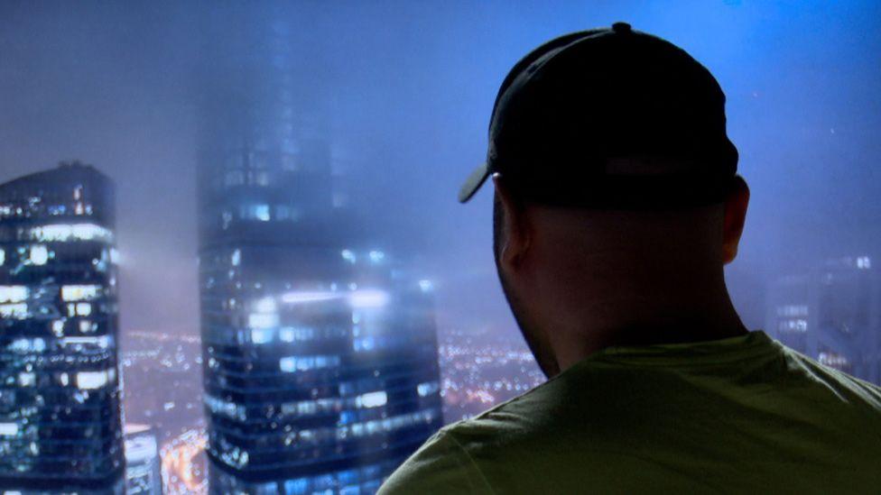 Ruslan silhouette