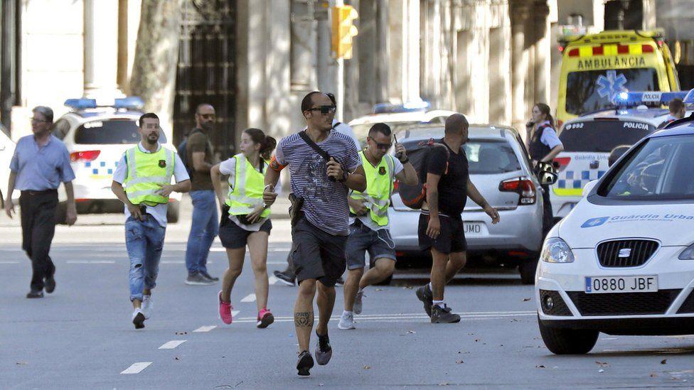 Теракт в Барселоне: что известно к этому моменту