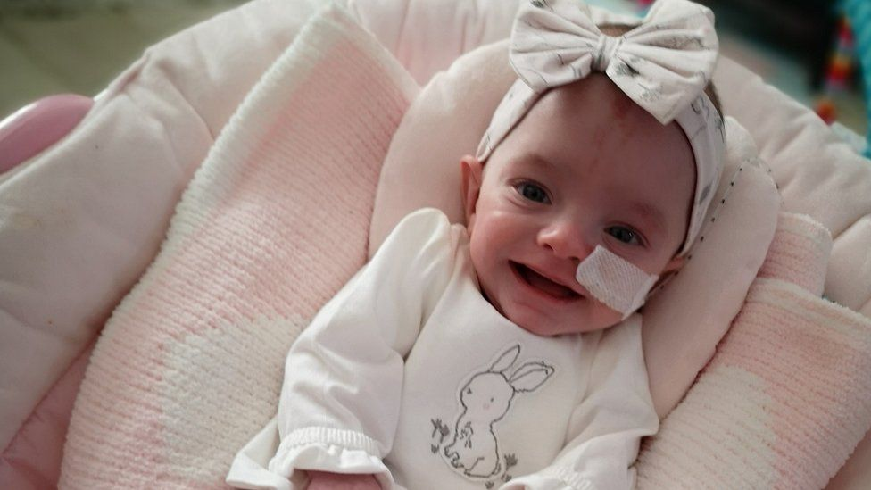 Ivy smiling
