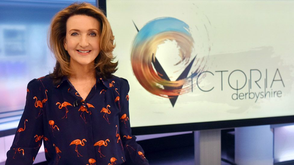 Victoria Derbyshire Absolutely Devastated After Her Tv Show Is Cut Bbc News