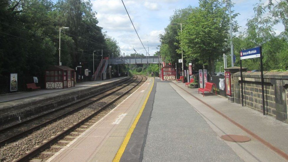 Burley-in-Wharfedale station