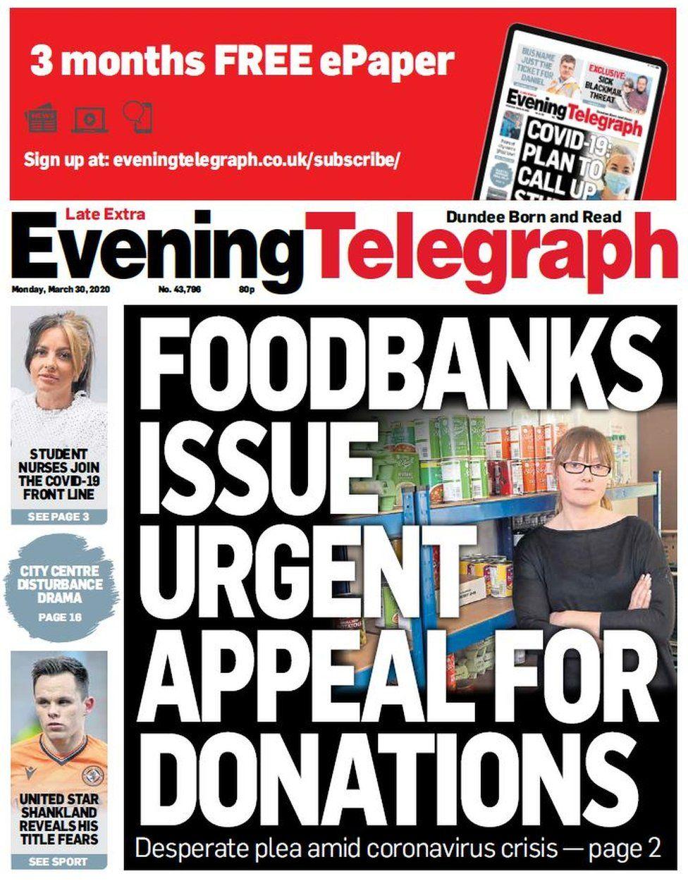 Evening Telegraph