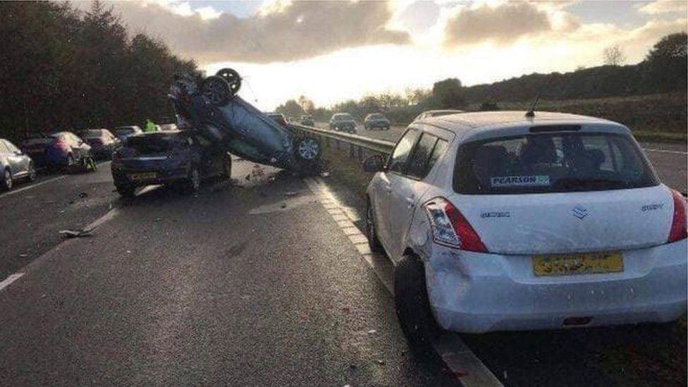 Erskine Bridge accident