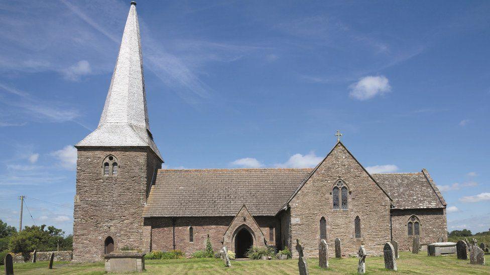 Eglwys Kimbolton