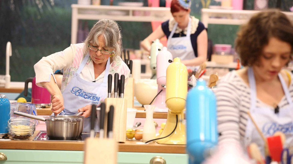 The German version of The Great Bake Off