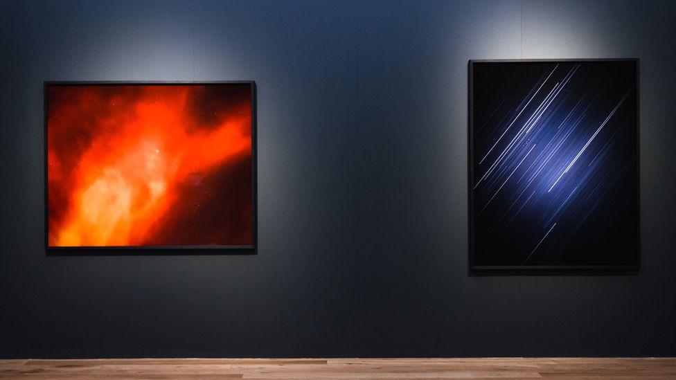 Trevor Paglen's images