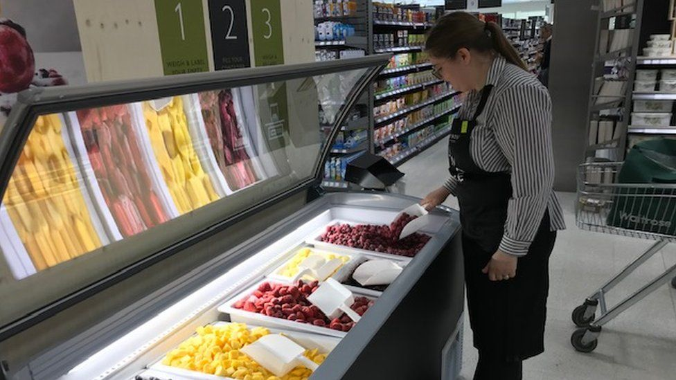 Waitrose fruit pick and mix