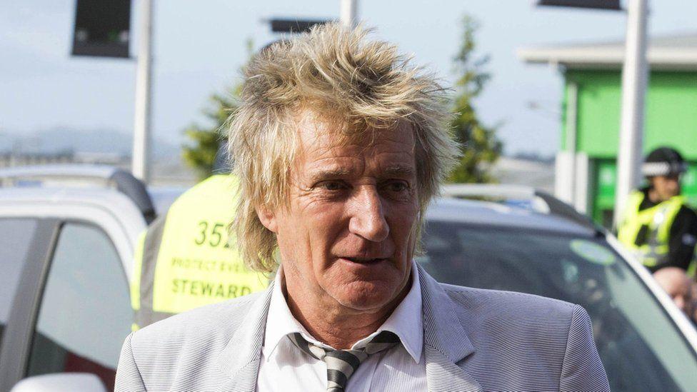 Sir Rod Stewart