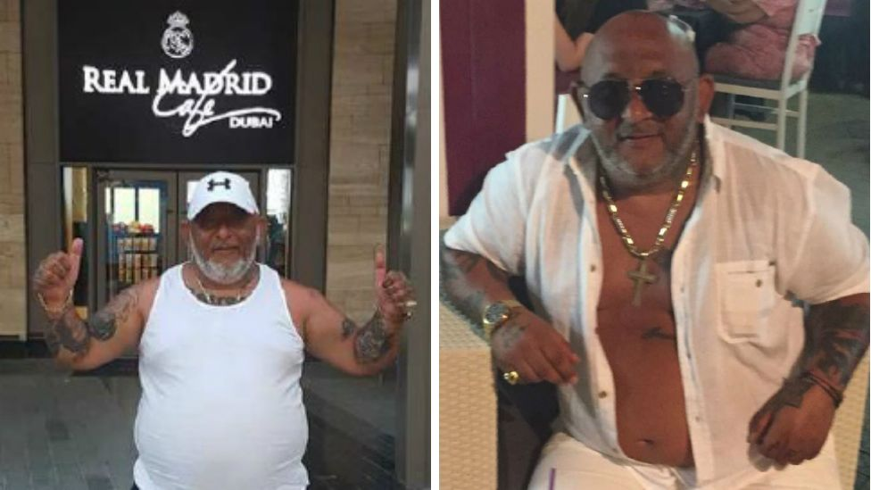 Petr Makula was pictured on various holidays, including lavish trips to Dubai, when he claimed he could not afford to pay his workers