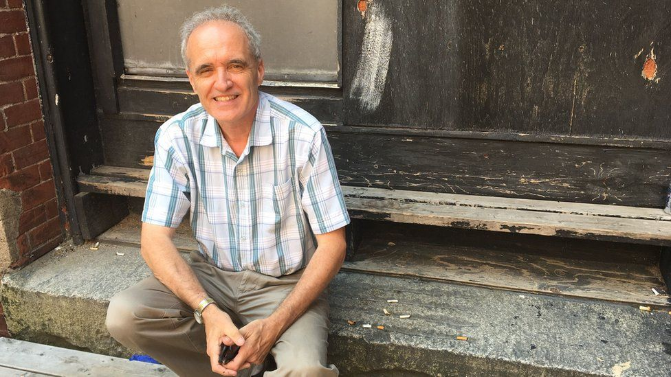 Greg Marquis grew up in Saint John and ended up writing two books on the murder of Richard Oland.