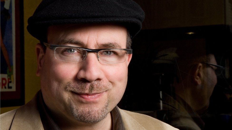 Craig Newmark, founder of Craig's List and Craig Newmark Philanthropies