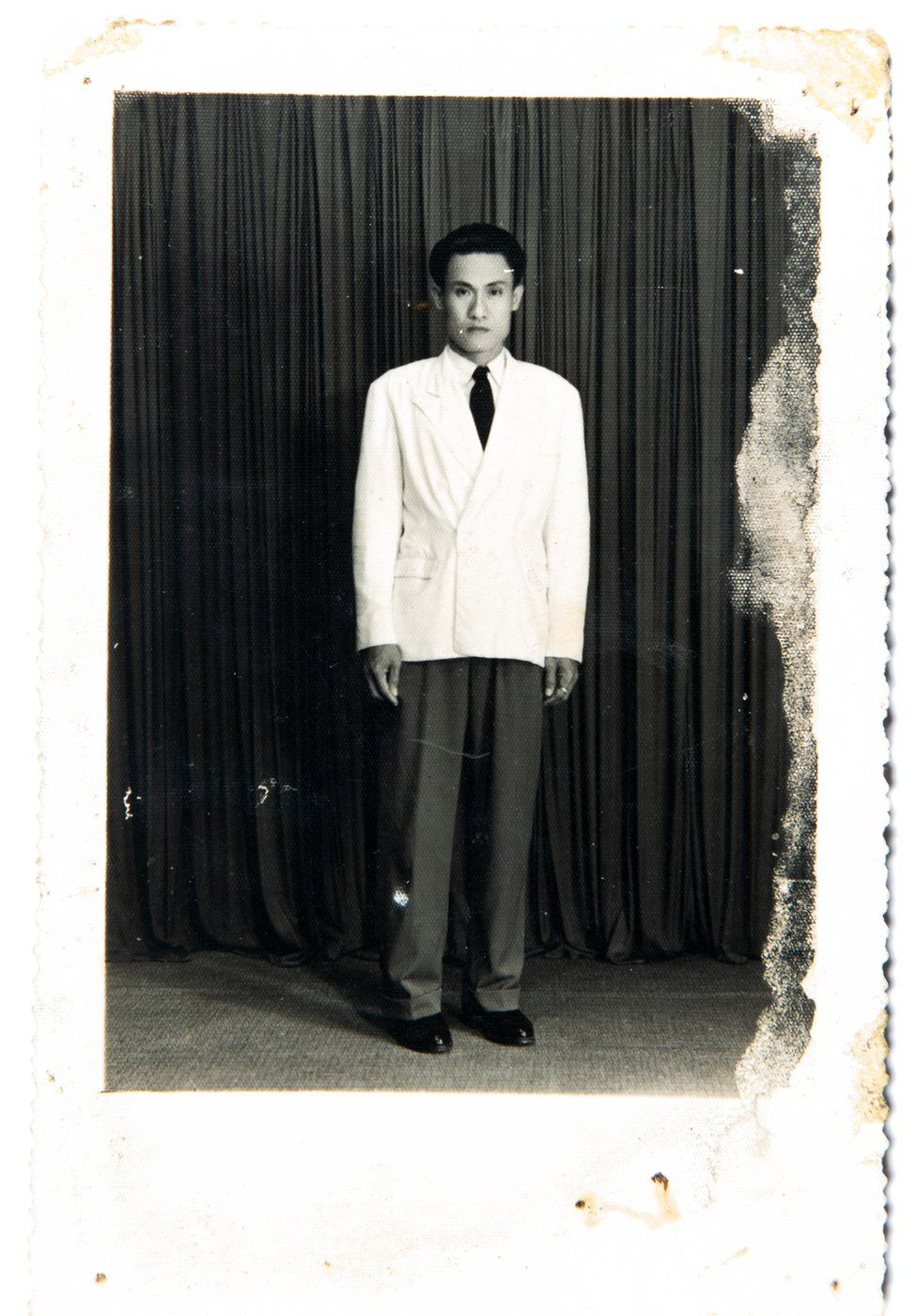 Vira's maternal grandfather