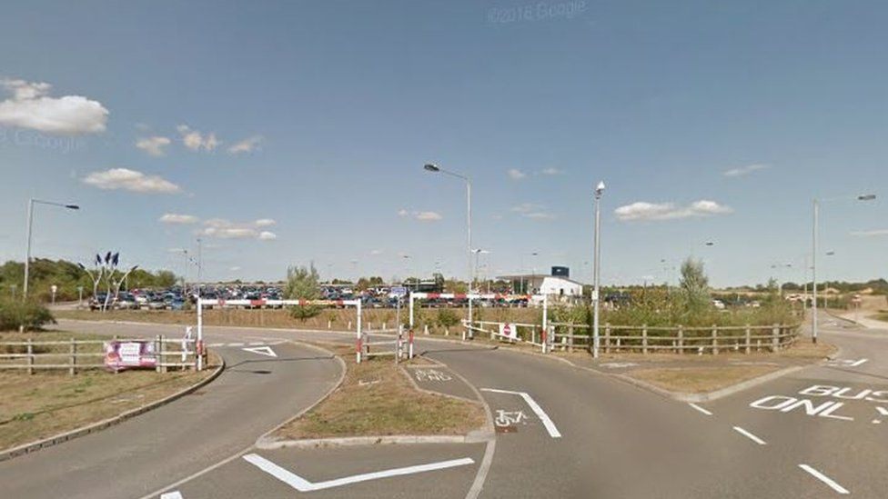 Chelmer Valley Park and Ride