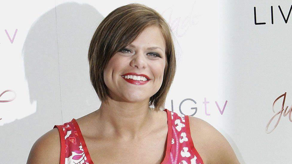 Jade Goody in 2006