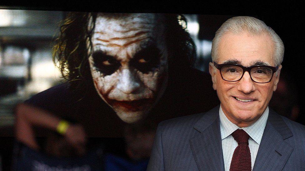 Martin Scorsese, Heath Ledger