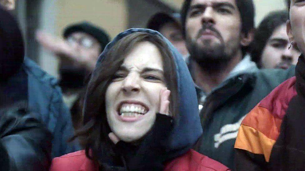 Joven SoledadLa Los En A Unió Italia Que Se Anarquistas Argentina 9YWH2IeED
