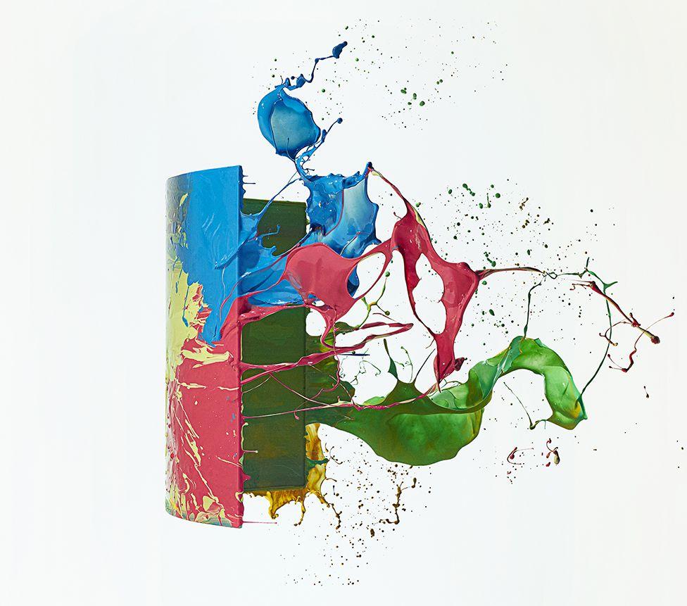 Ödülü 1988'de kazanan Quantel: Eskiden harita üzerine mıknatısla yapıştırdıkları bulutlarla hava durumunu anlatan sunucular, Paintbox'u ilk kullananlardan oldu.