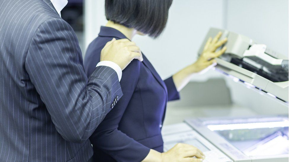 Harassment image