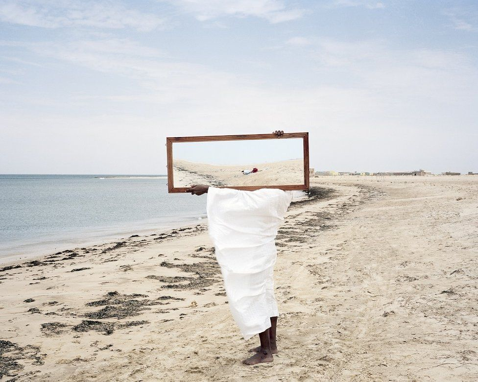Dawit L Petros - Untitled (Prologue II) - Series Stranger's Notebook - 2016