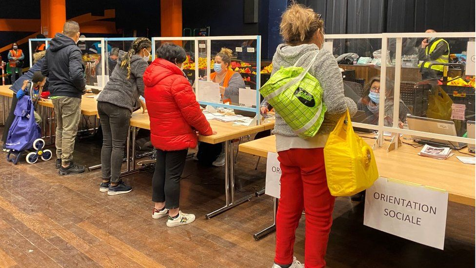 Living in Geneva is expensive and even food bank volunteers struggle to make ends meet