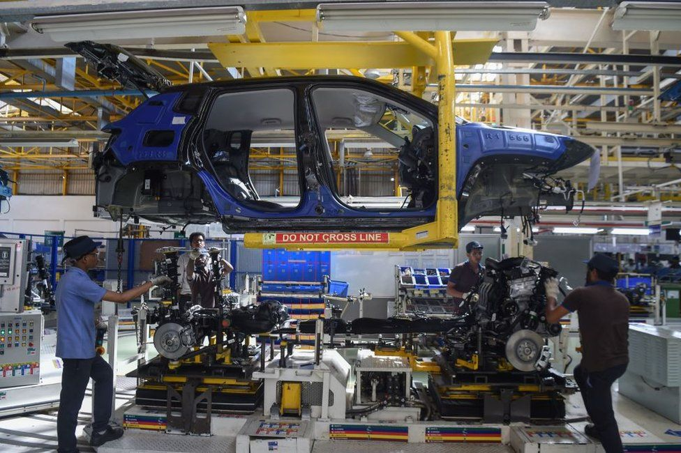 Why is India's car industry in breakdown mode? - BBC News