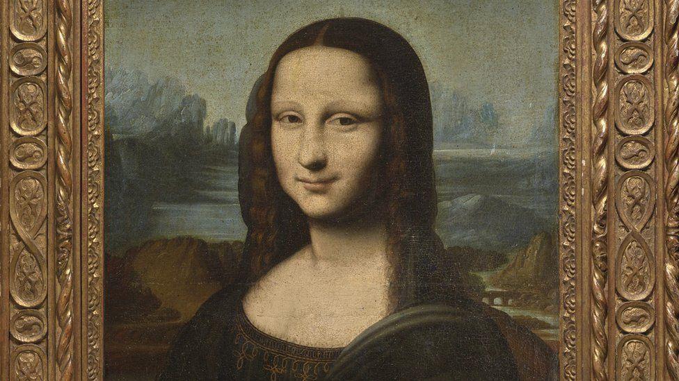 Mona Lisa Hekking painting