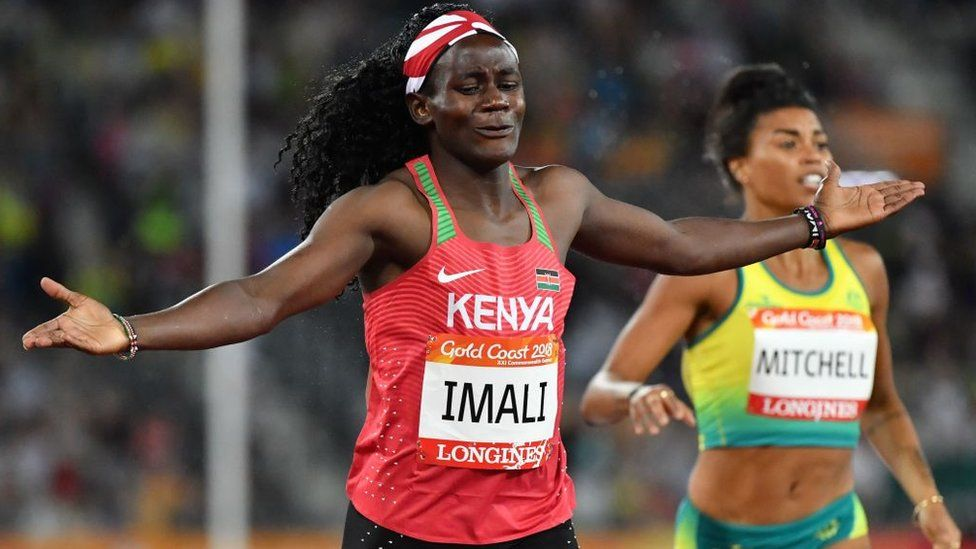 Taux de testostérone : après Semenya, une Kényane défie l'IAAF