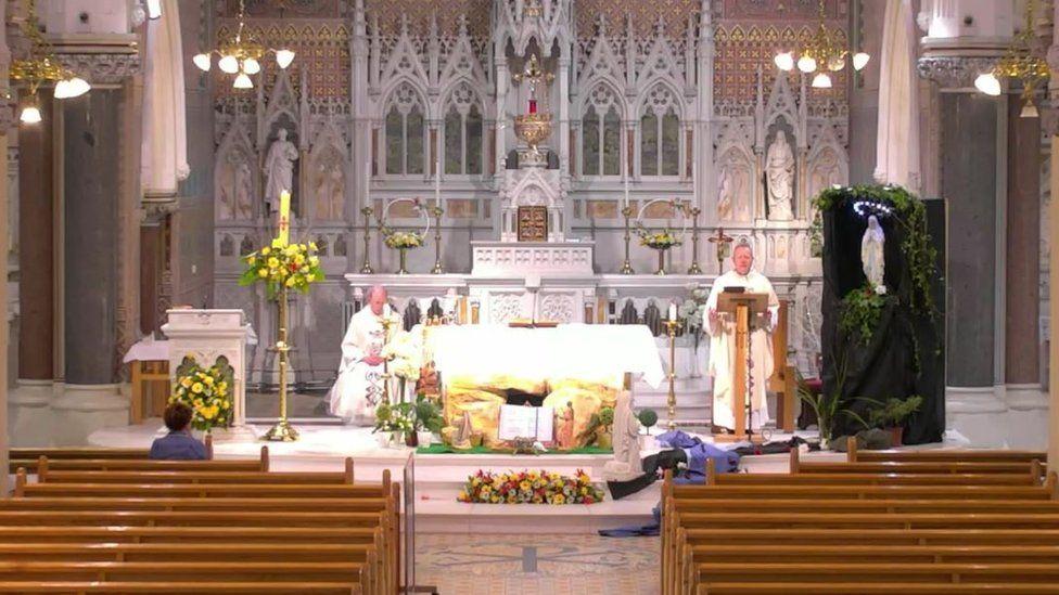 St Paul's Church in Lurgan