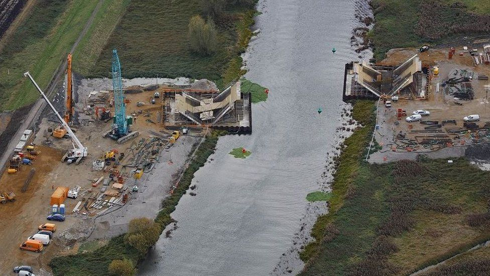 Work on Ely bypass