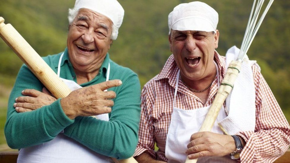 picture of from Two Greedy Italians programme