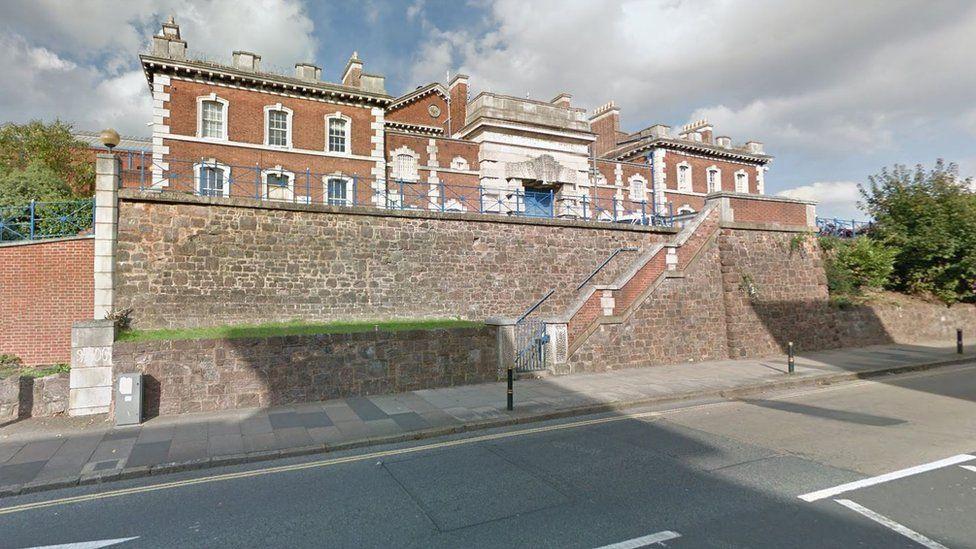 Exeter Prison