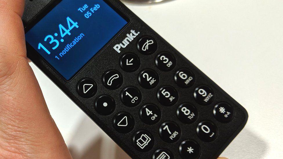 Punkt MP 02 phone