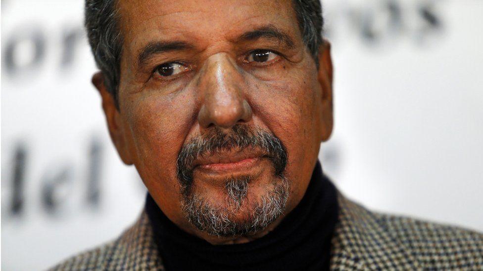 Nov 2015 file photo of Mohamed Abdelaziz